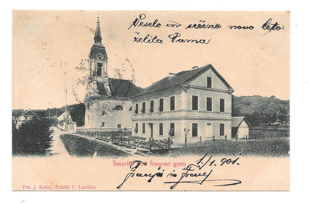 Fotozgodba: 150-letna zgodovina OŠ Šmartno pod Šmarno goro
