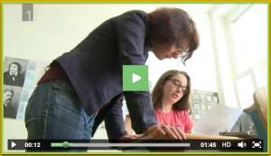 Video: Devetošolci naše šole v oddaji Infodrom na TV Slovenija o NPZ-jih