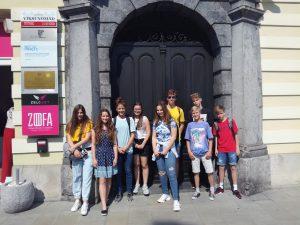Obisk Francoskega inštituta v Ljubljani